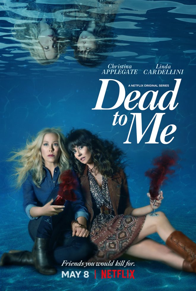 Dead to Me (Netflix) Large Poster