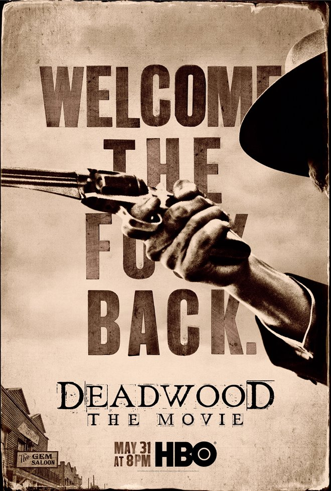 Deadwood: The Movie Large Poster
