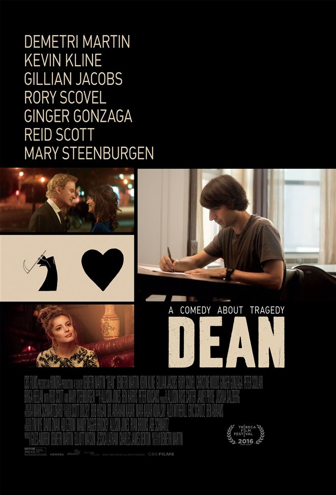 Dean Large Poster