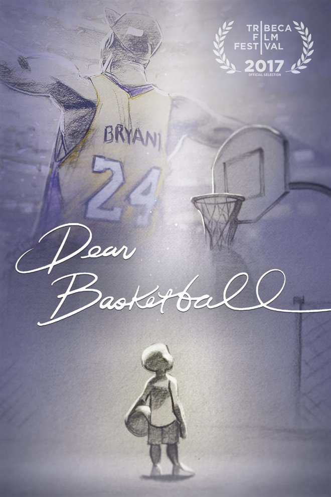 dear basketball movie large poster