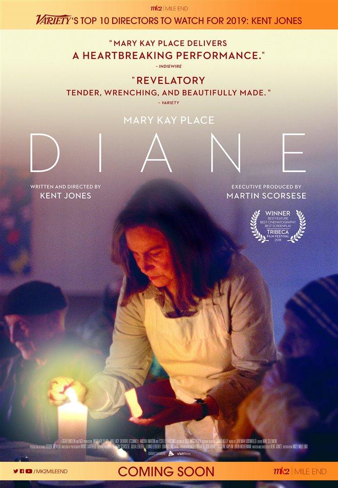 Diane Large Poster