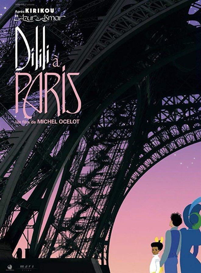 Dilili in Paris Large Poster