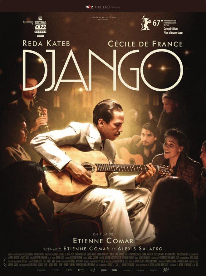 Django Large Poster