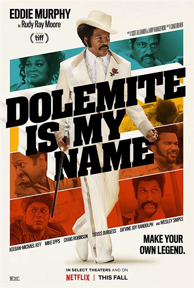 Dolemite is My Name (Netflix) Large Poster