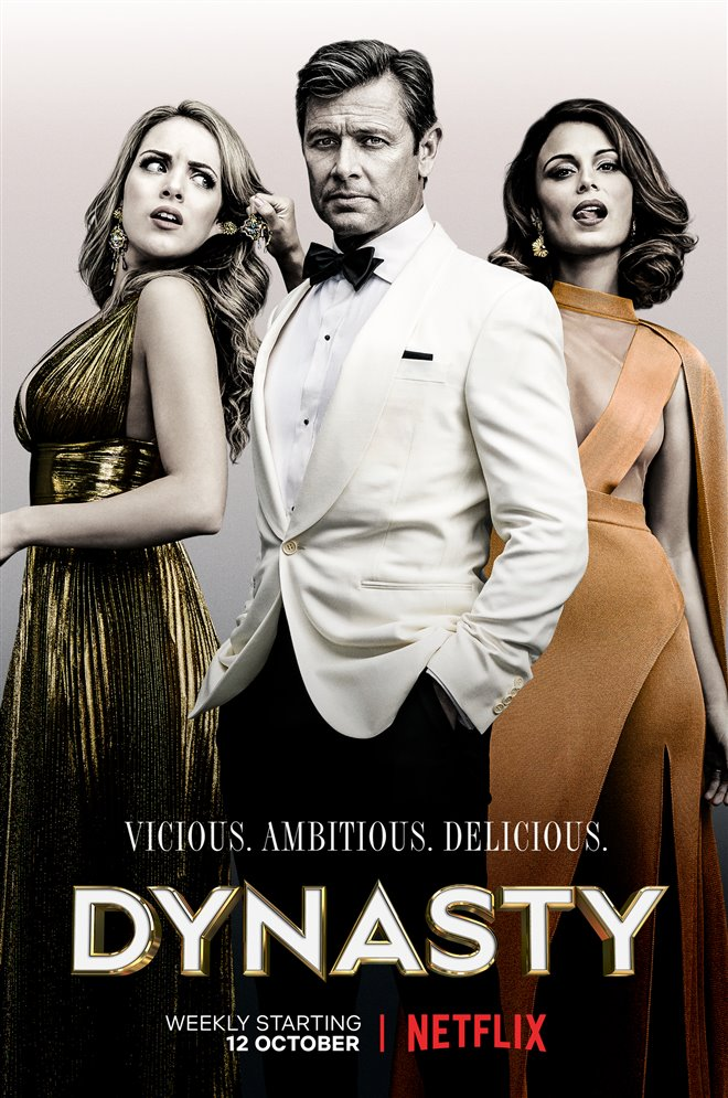 Dynasty (Netflix) Large Poster