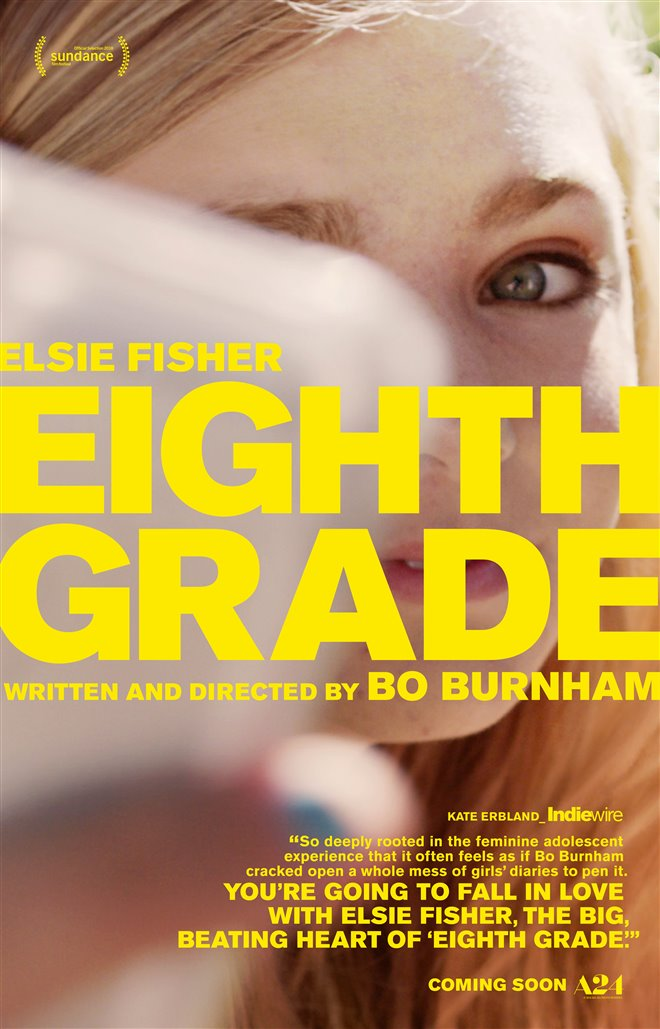 Eighth Grade Large Poster