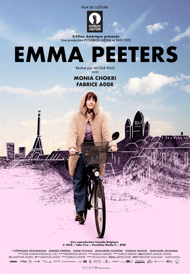 Emma Peeters Large Poster