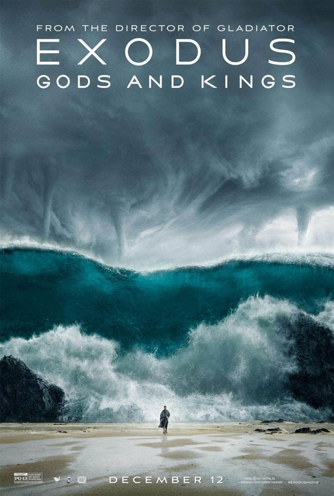 Exodus: Gods and Kings Large Poster