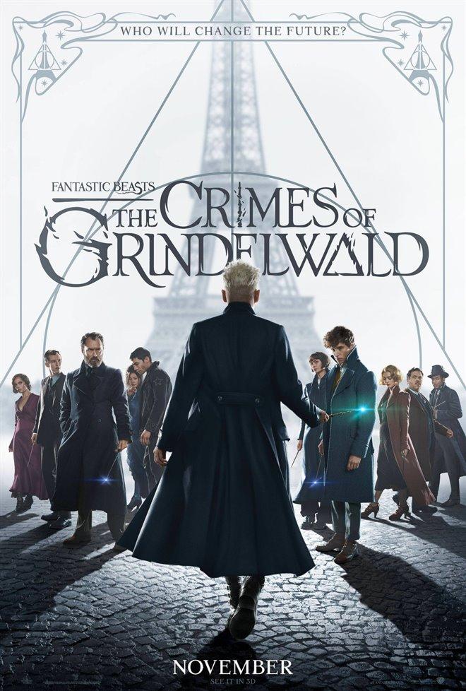Fantastic Beasts: The Crimes of Grindelwald Large Poster