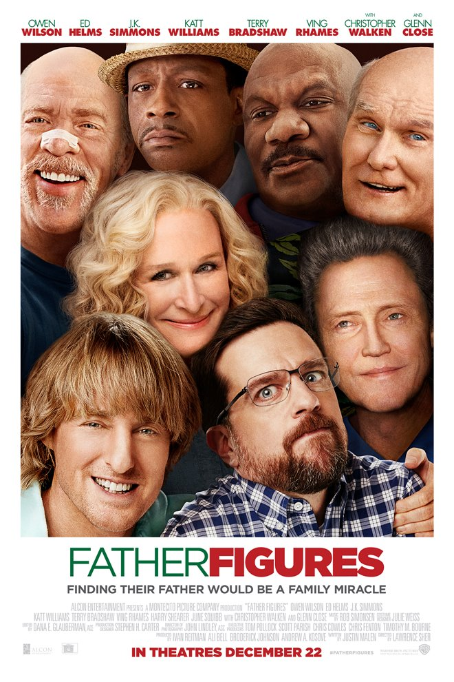 Father Figures Large Poster