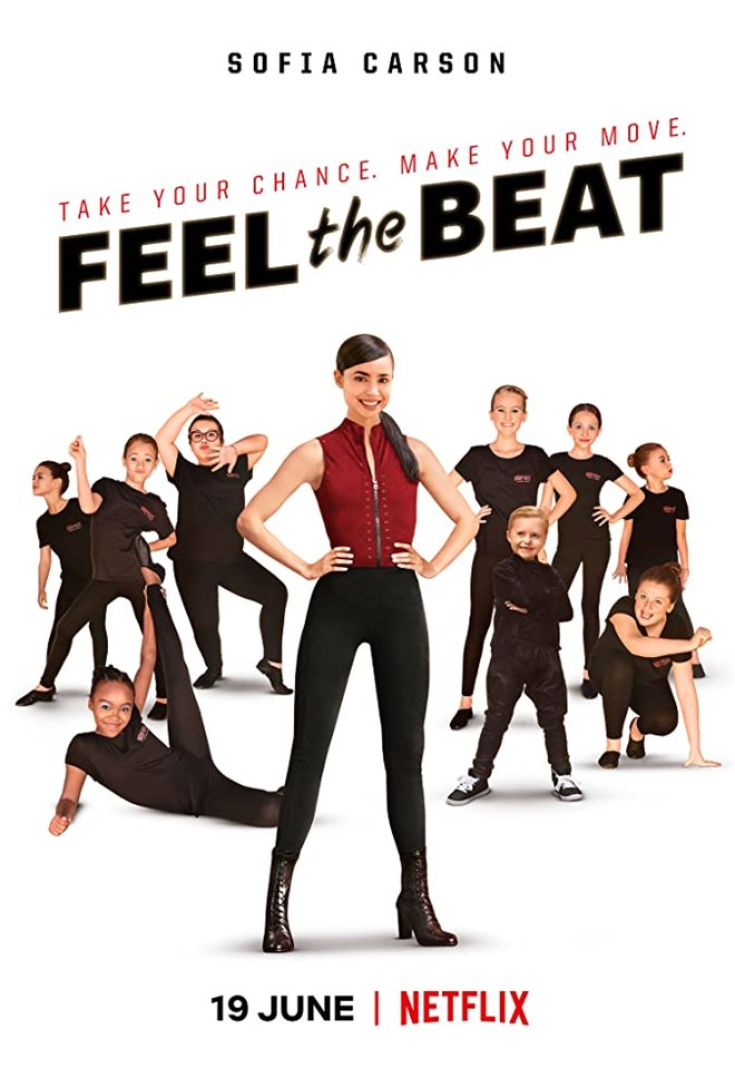 Feel the Beat (Netflix) Large Poster