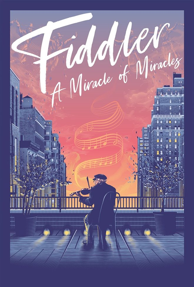 Fiddler: A Miracle of Miracles Large Poster