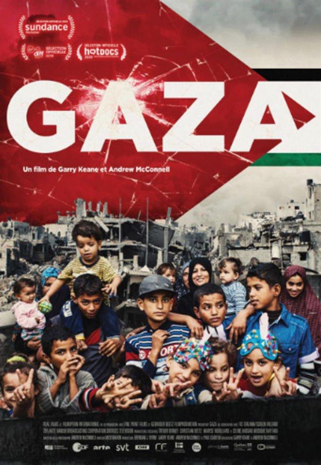GAZA Large Poster