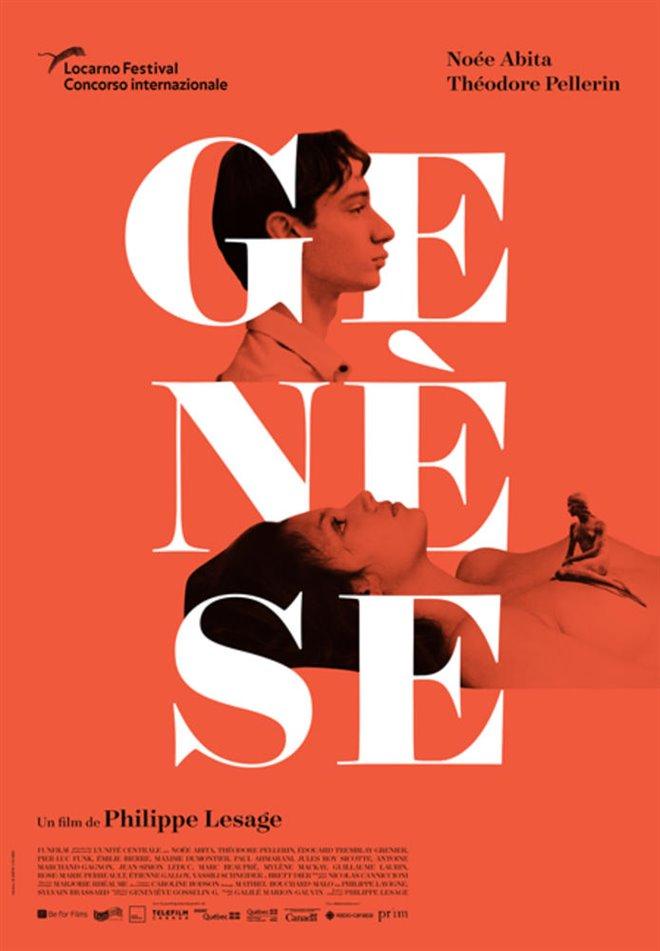 Genesis Large Poster