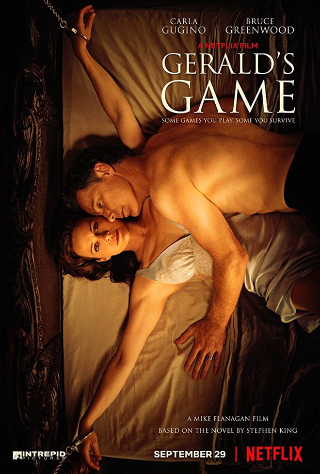 Gerald's Game (Netflix) Large Poster