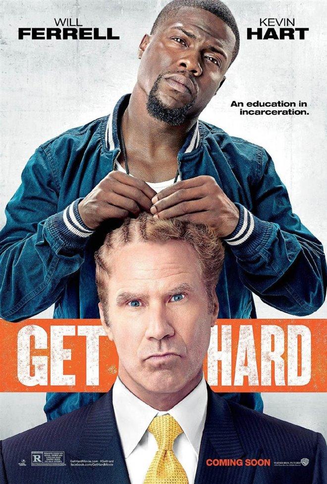 Get Hard Large Poster