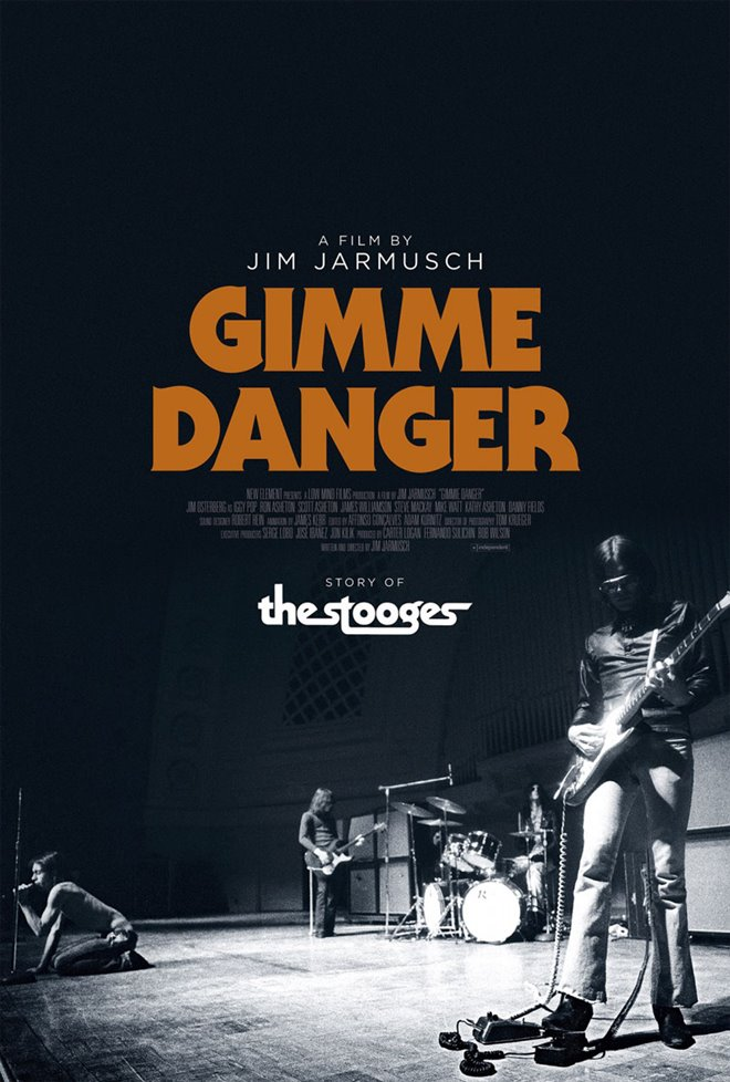 Gimme Danger Large Poster
