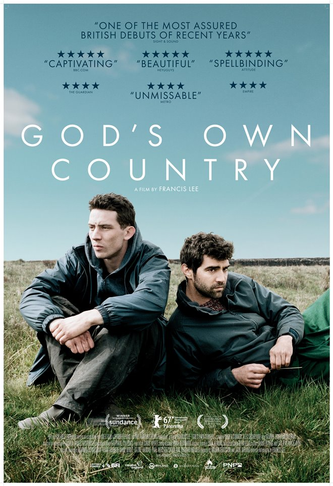 God's Own Country Large Poster
