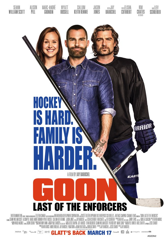 Goon: Last of the Enforcers Large Poster