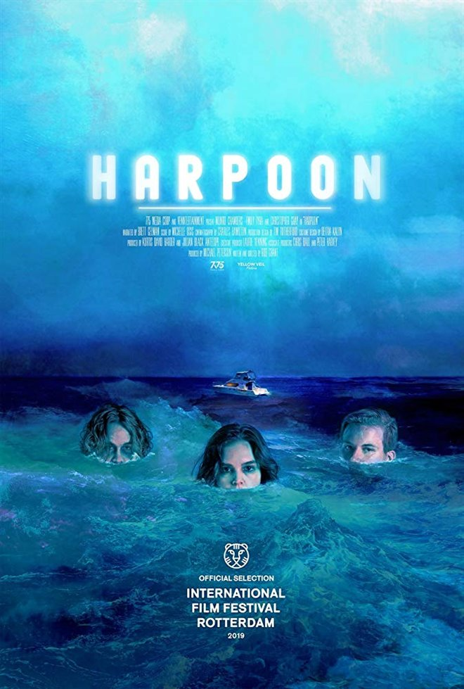 Harpoon Large Poster