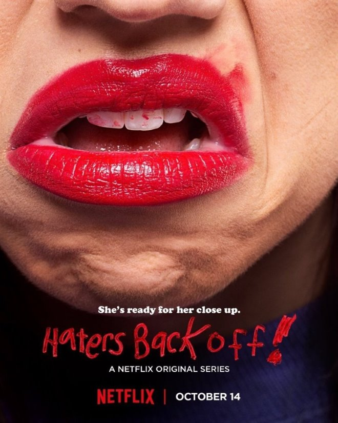 Haters Back Off! (Netflix) Large Poster