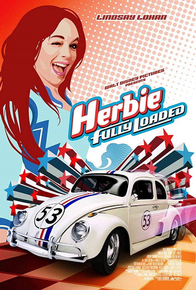 Herbie: Fully Loaded Large Poster