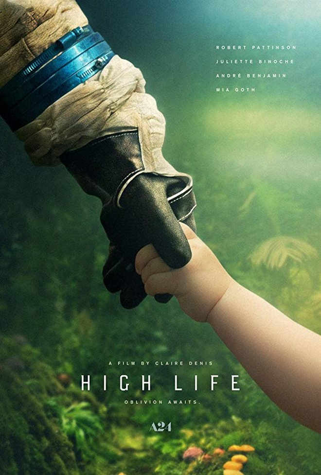 High Life Large Poster