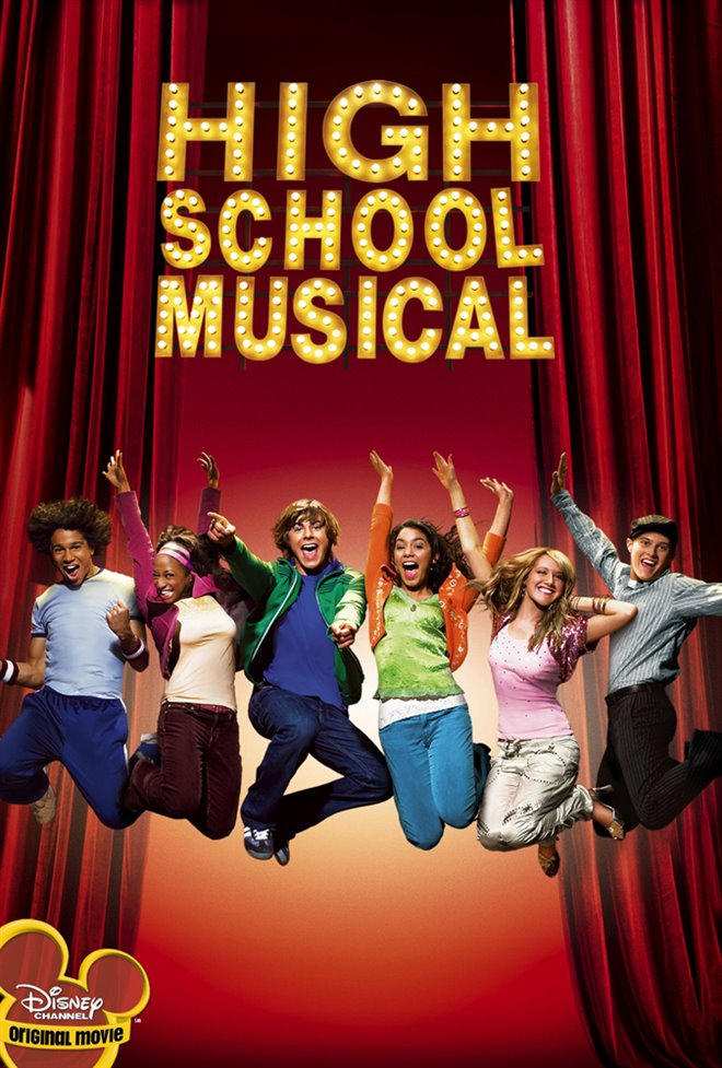 High School Musical Large Poster