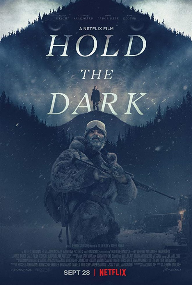 Hold the Dark (Netflix) Large Poster