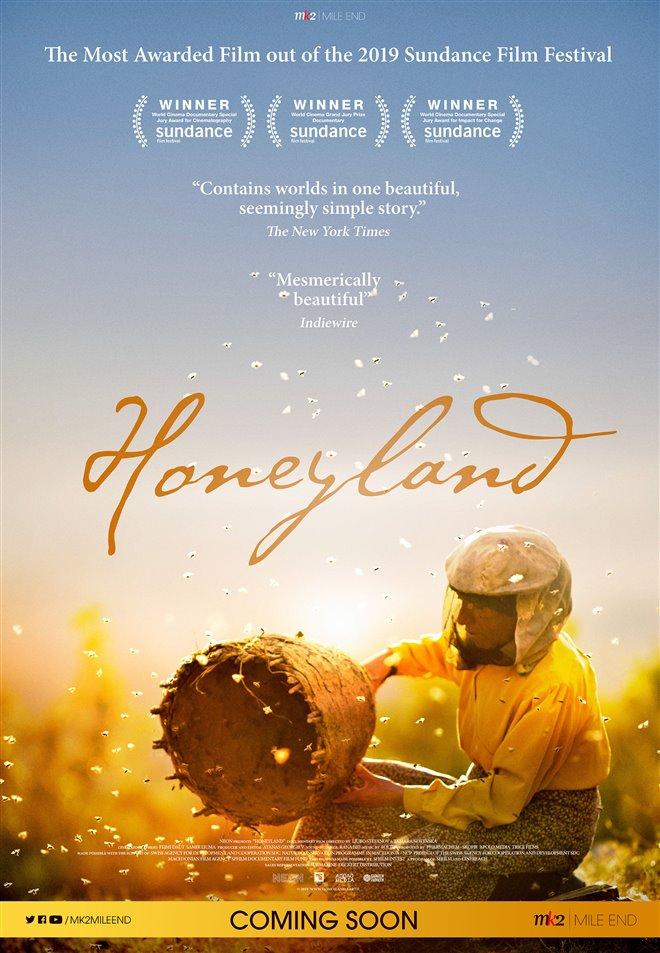 Honeyland Large Poster