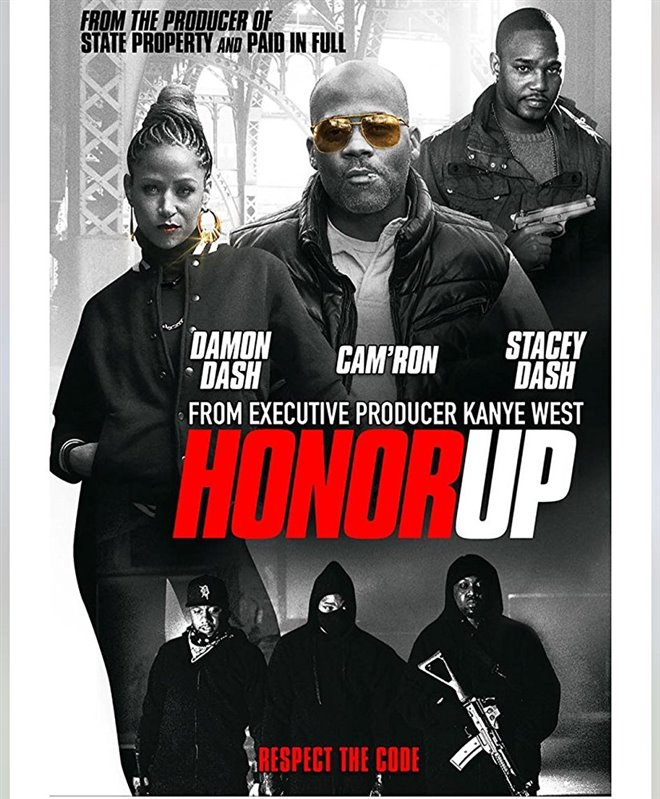 Honor Up Large Poster