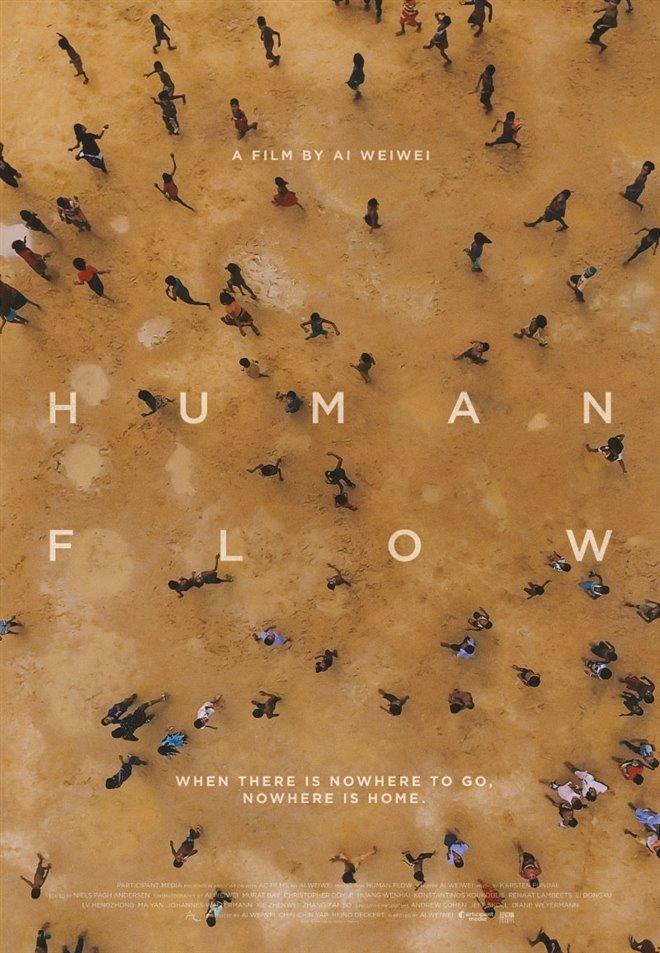 Human Flow Large Poster