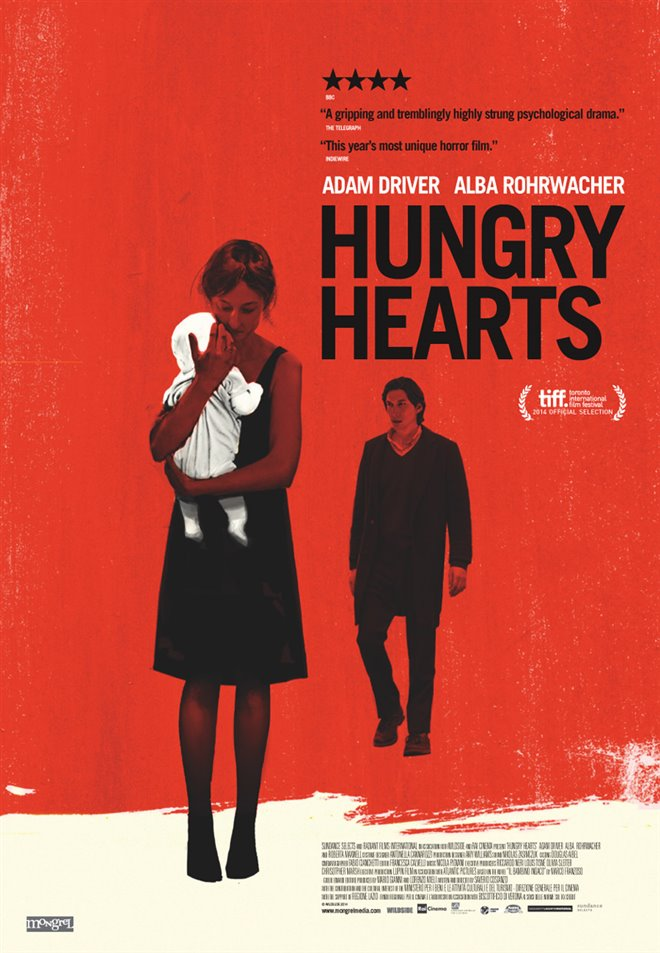 Hungry Hearts Large Poster
