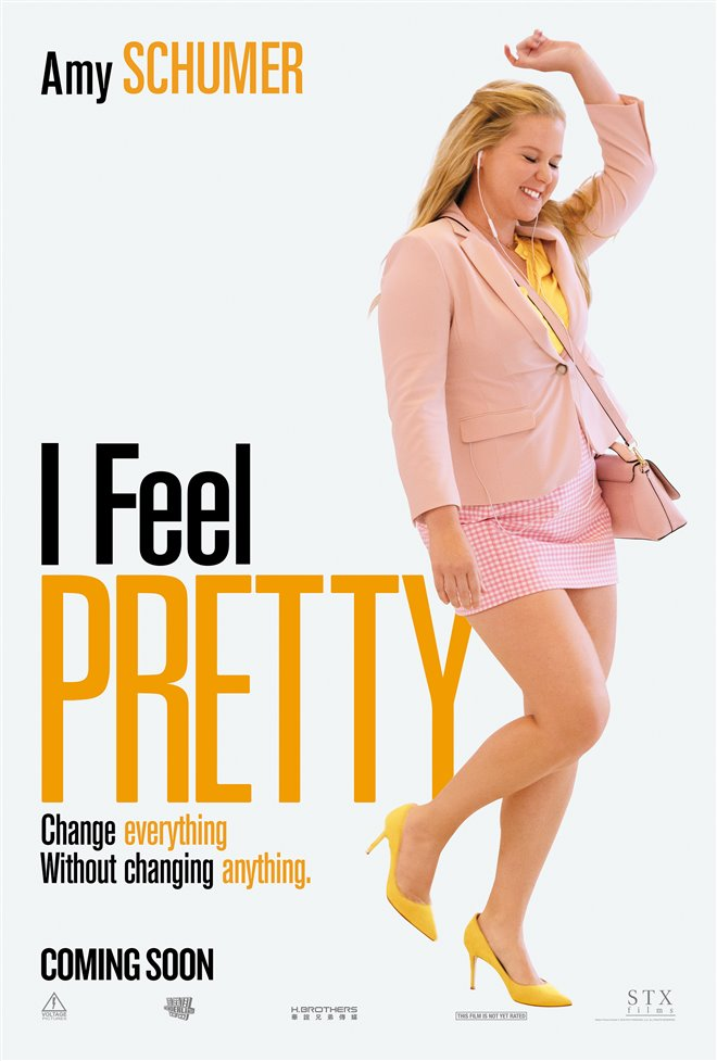 I Feel Pretty Large Poster
