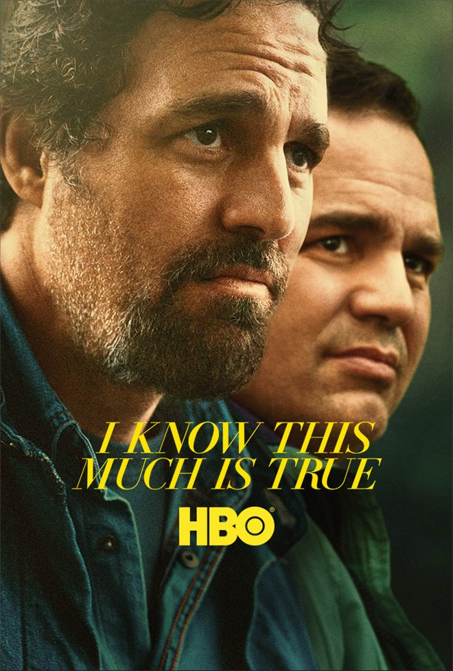 I Know This Much is True (HBO) Large Poster