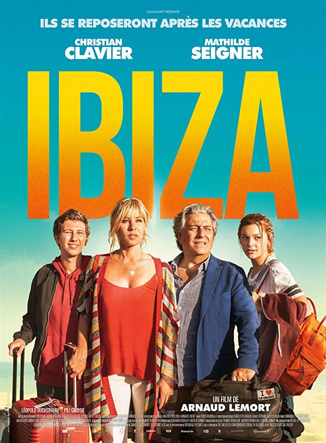 Ibiza Large Poster
