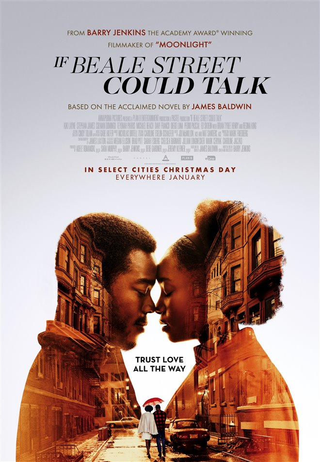 If Beale Street Could Talk Large Poster