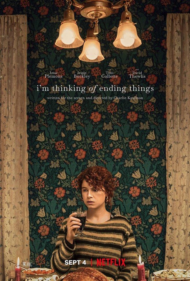 I'm Thinking of Ending Things (Netflix) Large Poster
