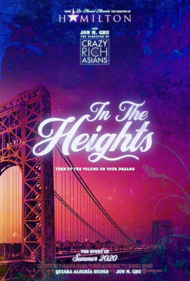 In the Heights Large Poster