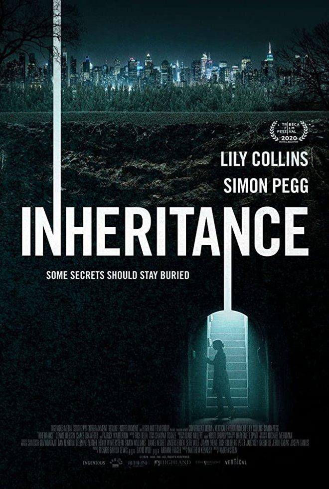 Inheritance Large Poster