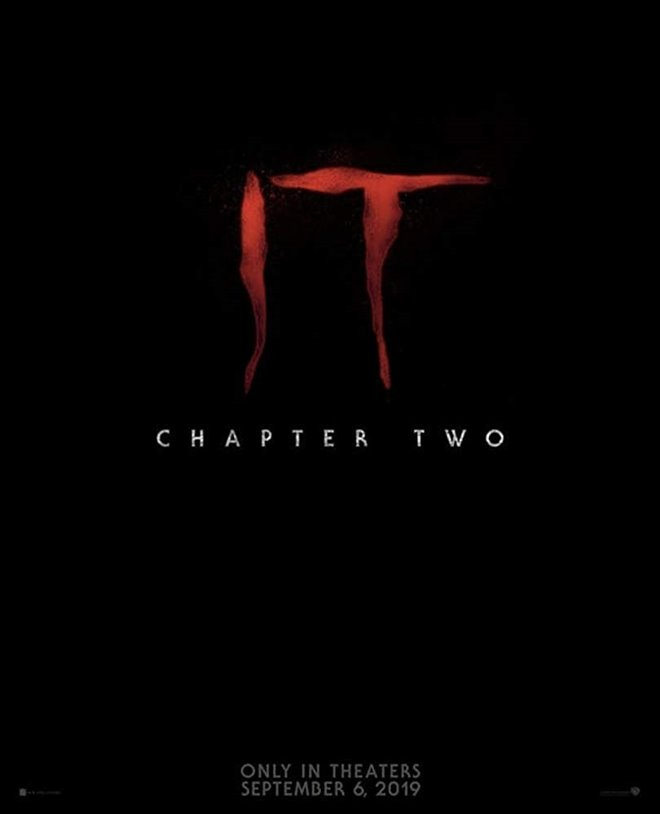 IT: Chapter Two Large Poster