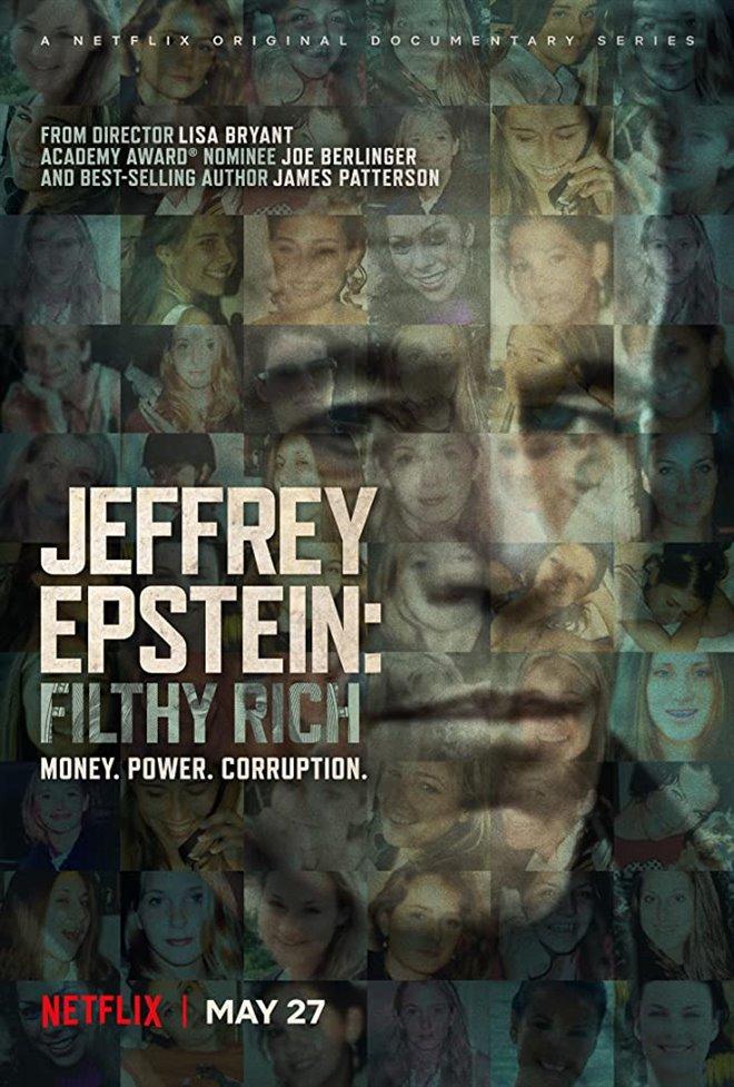 Jeffrey Epstein: Filthy Rich (Netflix) Large Poster