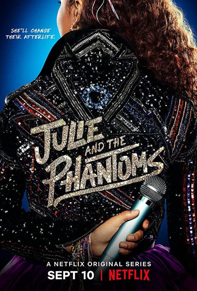 Julie and the Phantoms (Netflix) Large Poster
