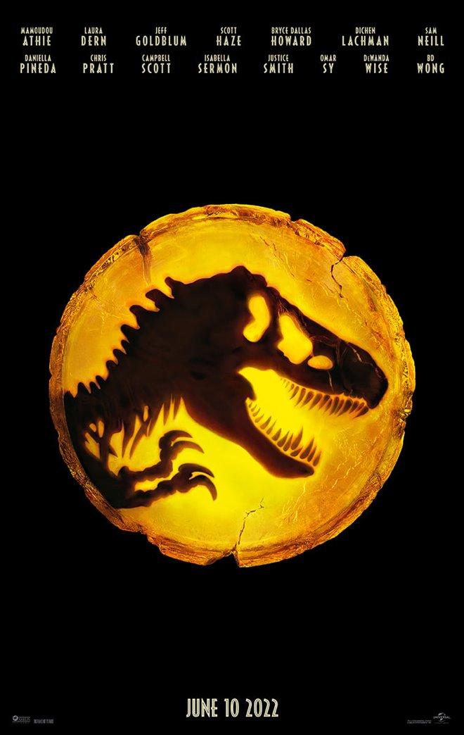 Jurassic World: Dominion Large Poster
