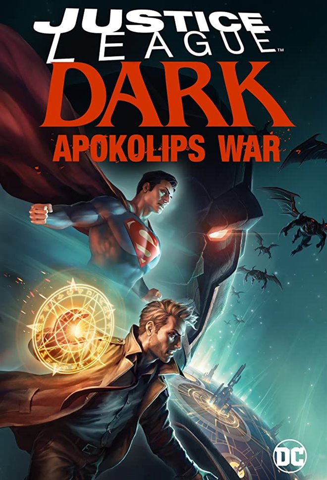 Justice League Dark: Apokolips War Large Poster