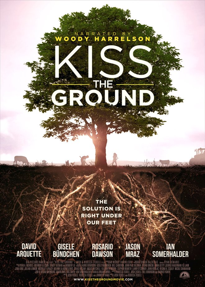 Kiss the Ground Large Poster