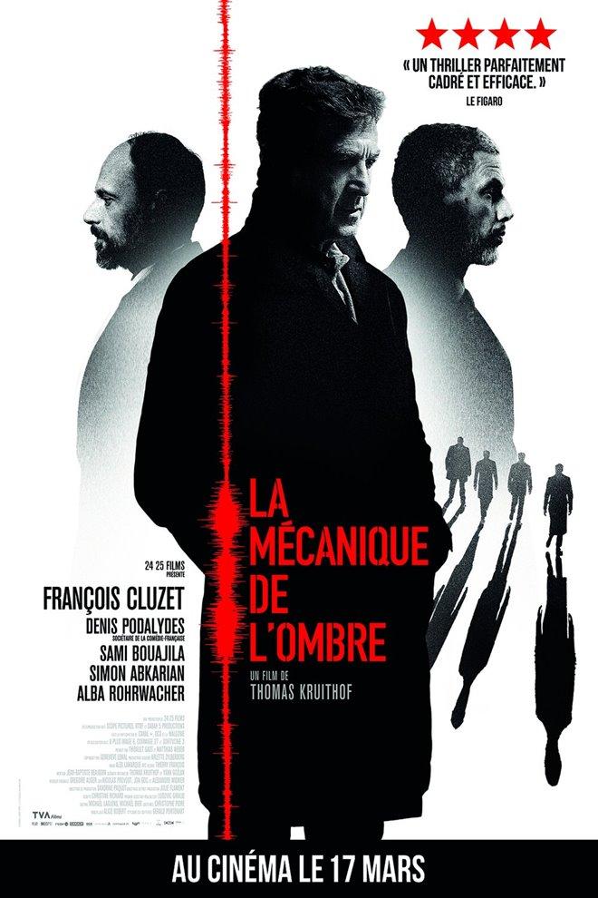 La mécanique de l'ombre Large Poster