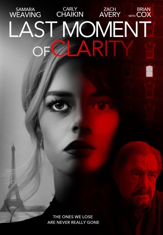 Last Moment of Clarity Large Poster