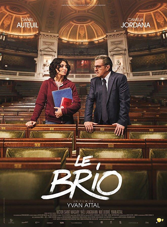 Le brio Large Poster