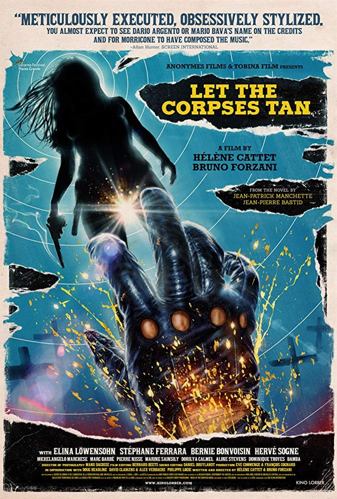 Let the Corpses Tan Large Poster